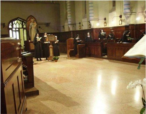 Coro monastico